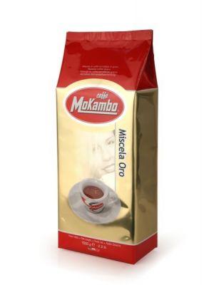 mokambo miscela oro koffie