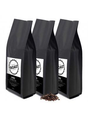 troast koffie lang genieten voordeel pakket