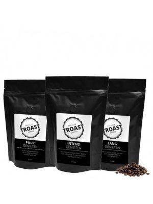 troast koffie proeverij 750 gr